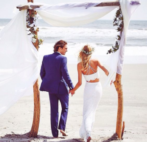 Suit Vault Wedding Hire Beach Look