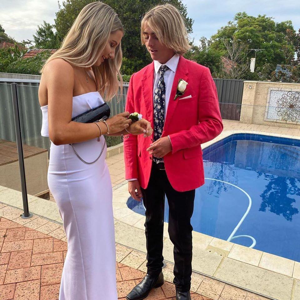 Suit Vault School Ball Blazer Hire Perth