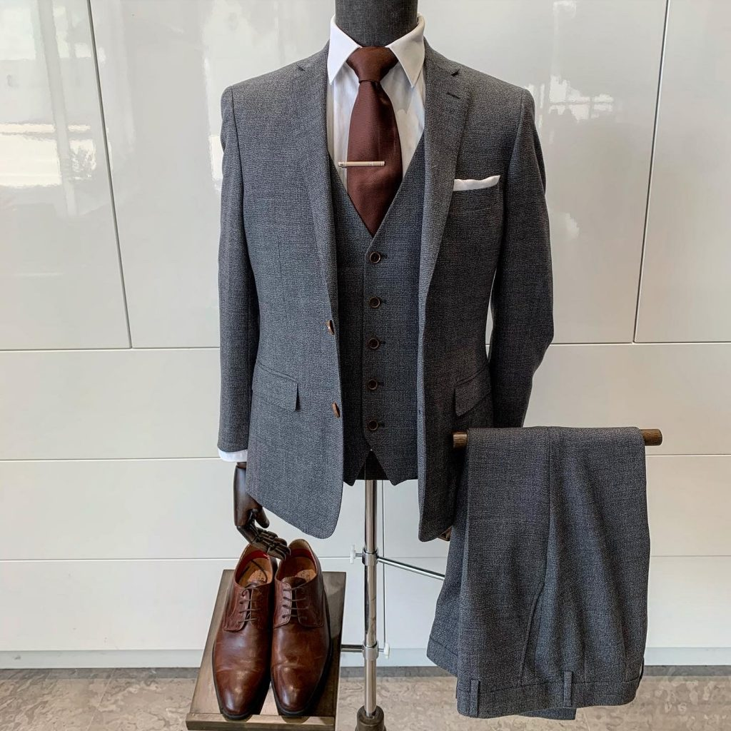 Suit Vault Made-to-Measure 3-Piece
