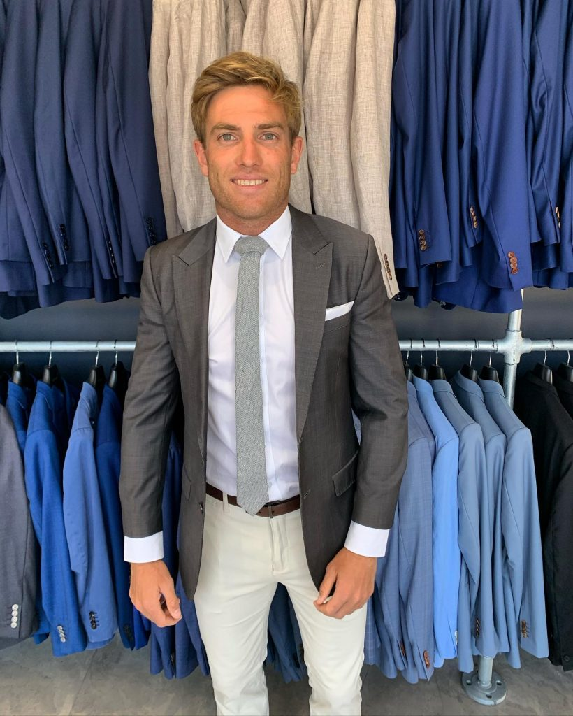 Suit Vault Supporting The All Australian AFL Squad 2020