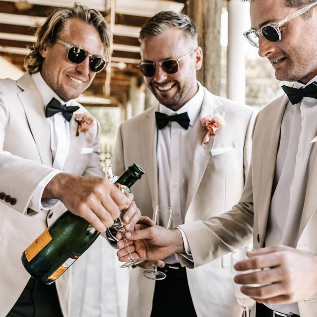 Suit Vault Tailor Made Groom Suits