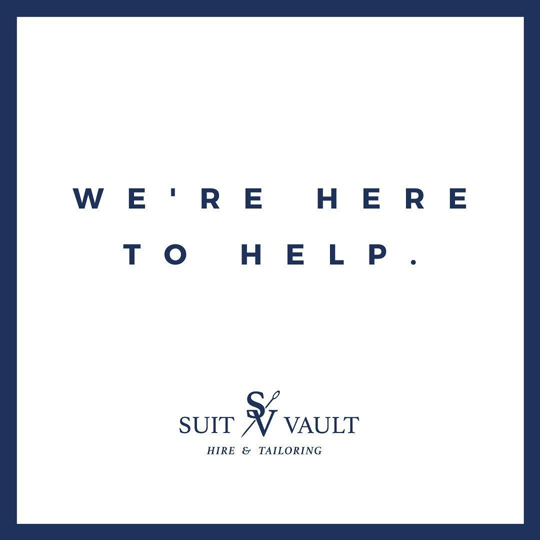 SUIT VAULT COVID HELP