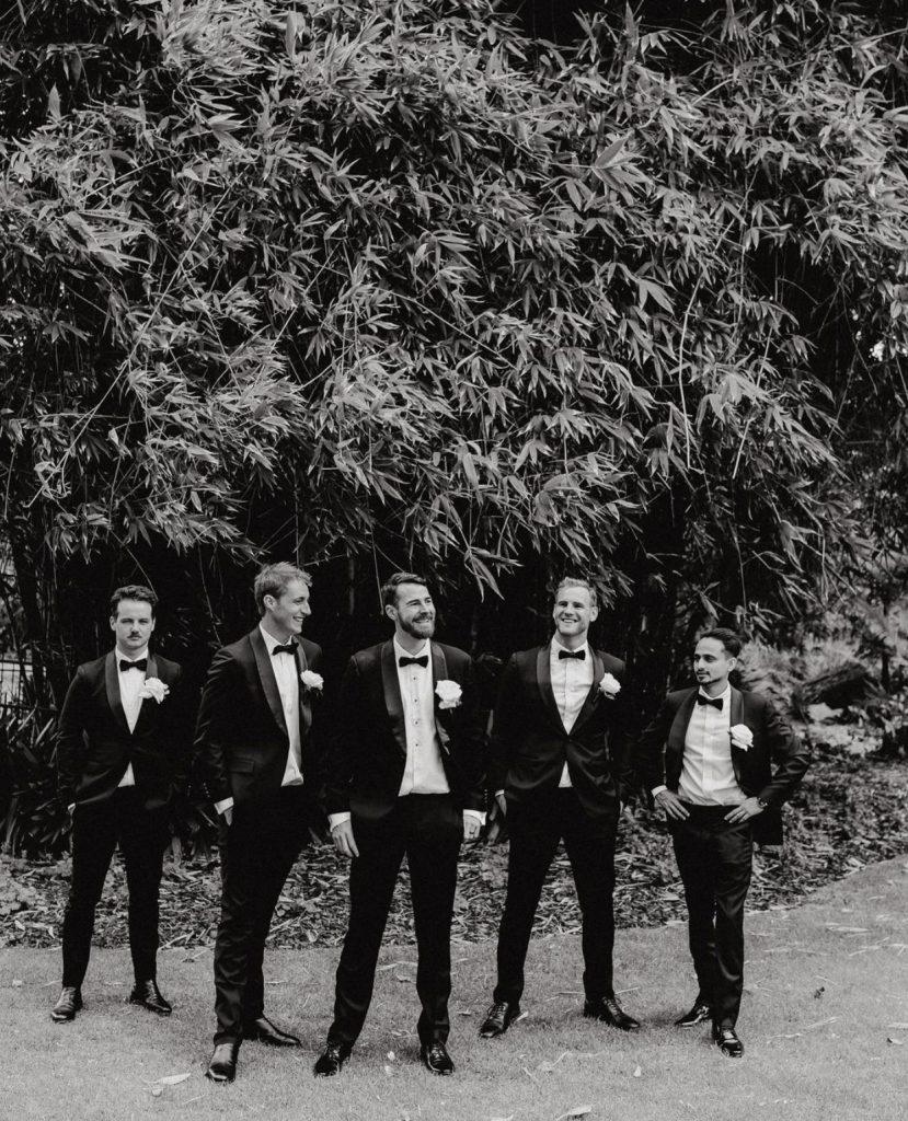 Classic Wedding Suit