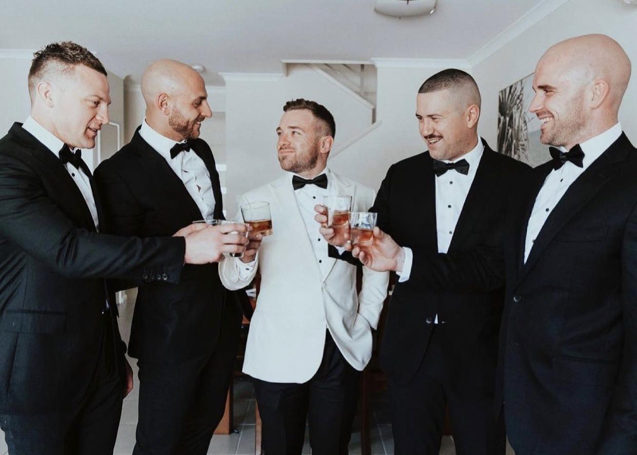Flexible Wedding Suit Style